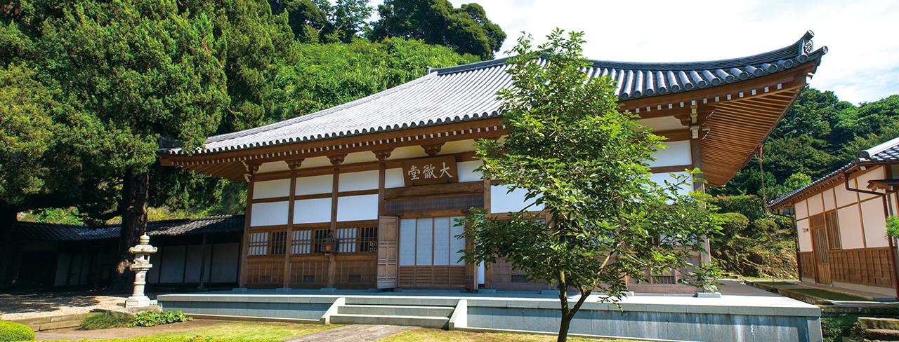 大本山巨福山建長寺大徹堂(神奈川県)